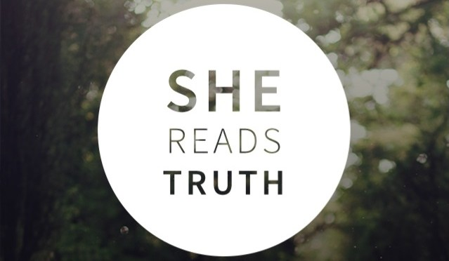 She Reads Truth Bible Study